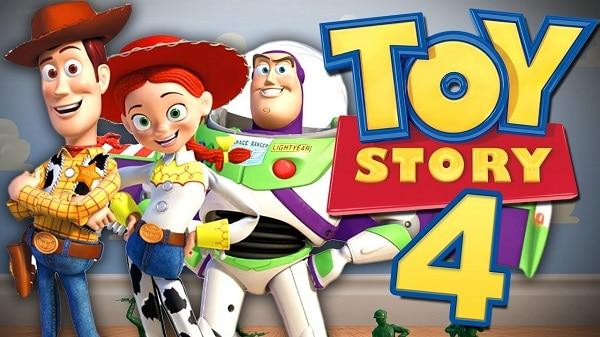 «История игрушек — 4»