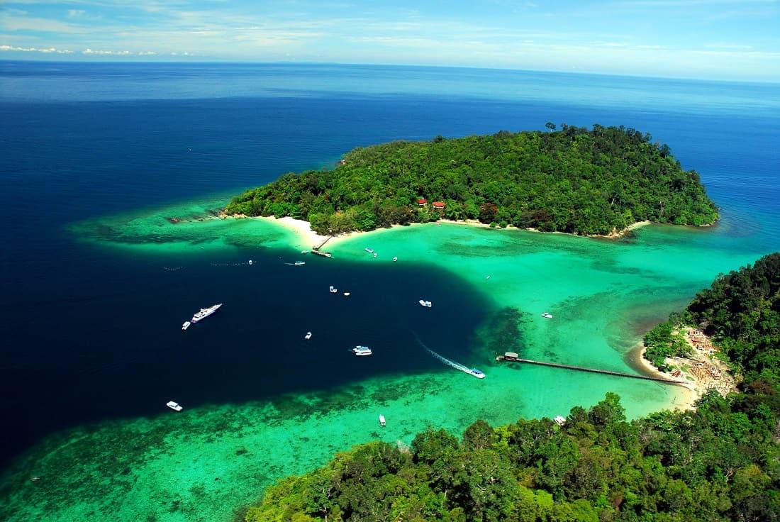 о. Борнео (Калимантан)