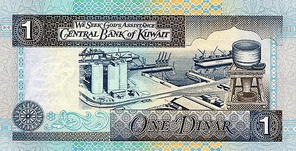 Кувейтский динар