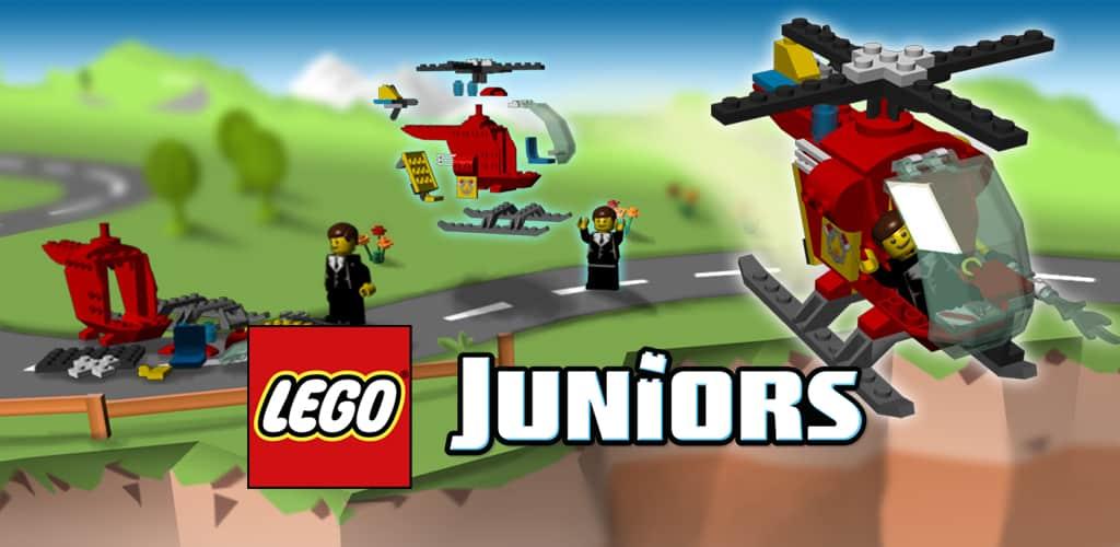 LEGO® Juniors Create & Cruise 6.7.5222