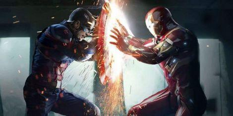 Первый мститель: Противостояние