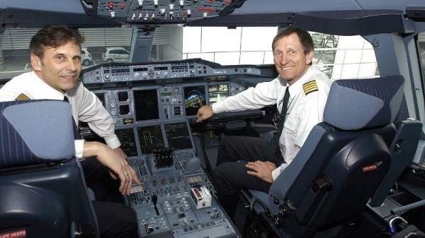 2-ой пилот воздушного суда