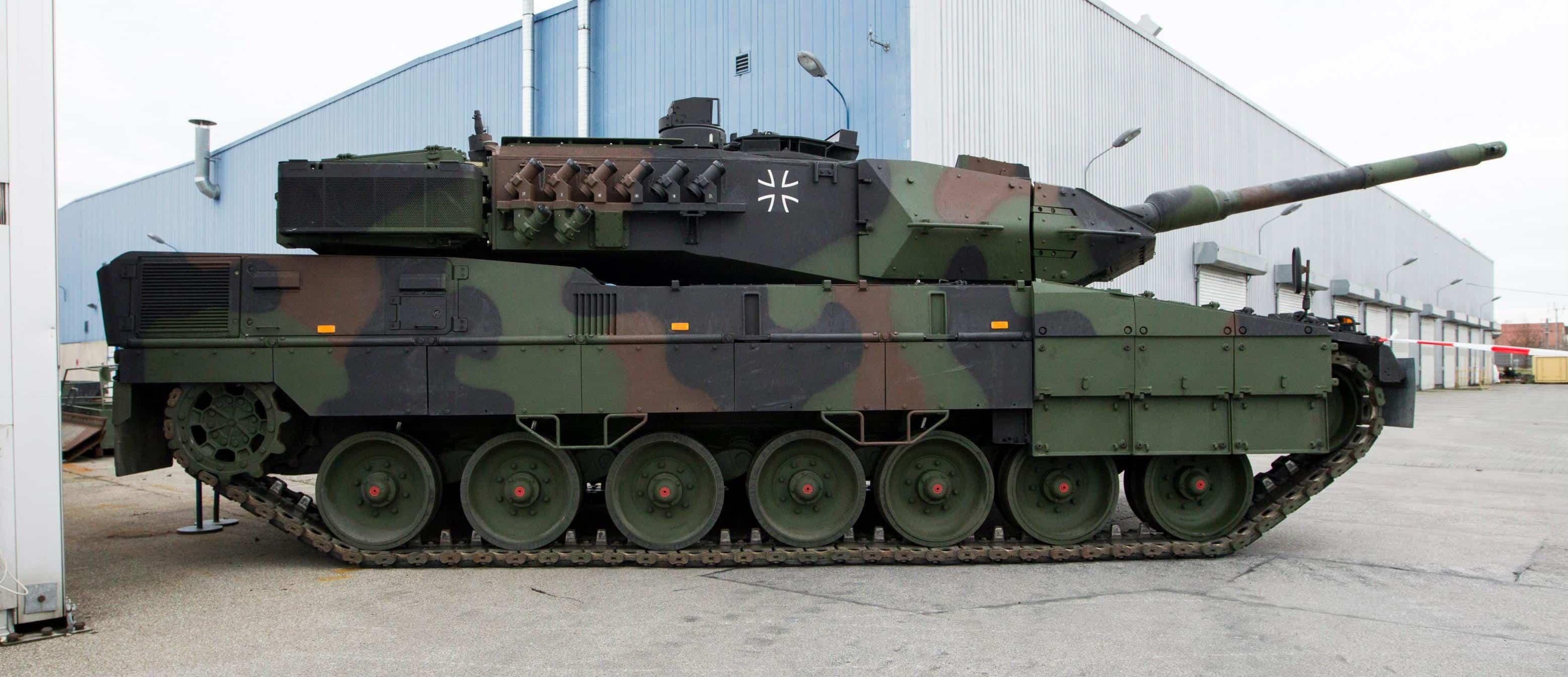 Леопард 2А7
