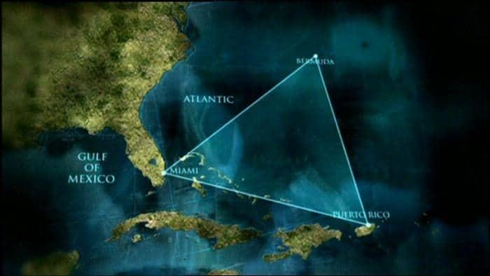 Загадка Бермудского Треугольника