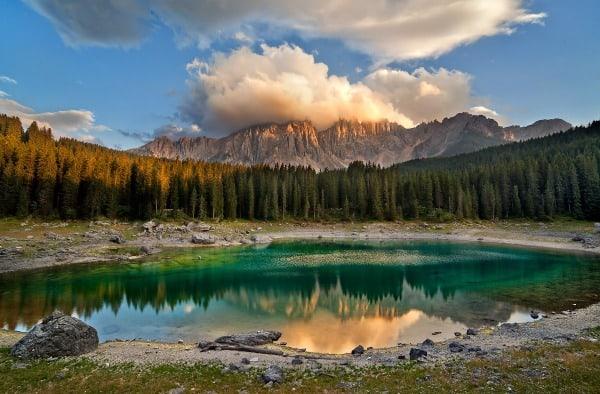 lago di Сarezza