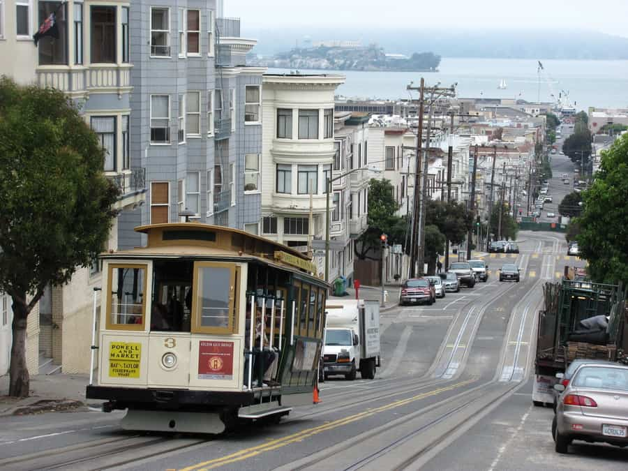 Сан-Франциско – Сан-Хосе