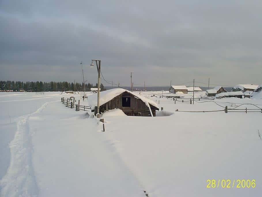 Усть-Щугер