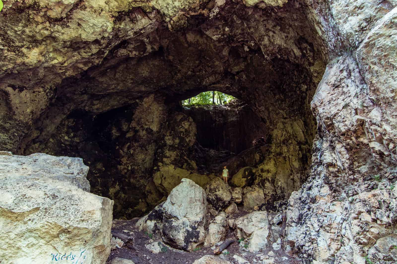 Сквозной тоннель
