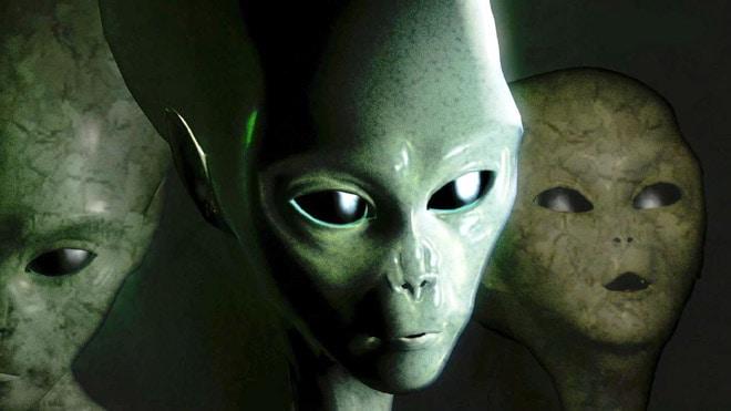 «Зеленые человечки»
