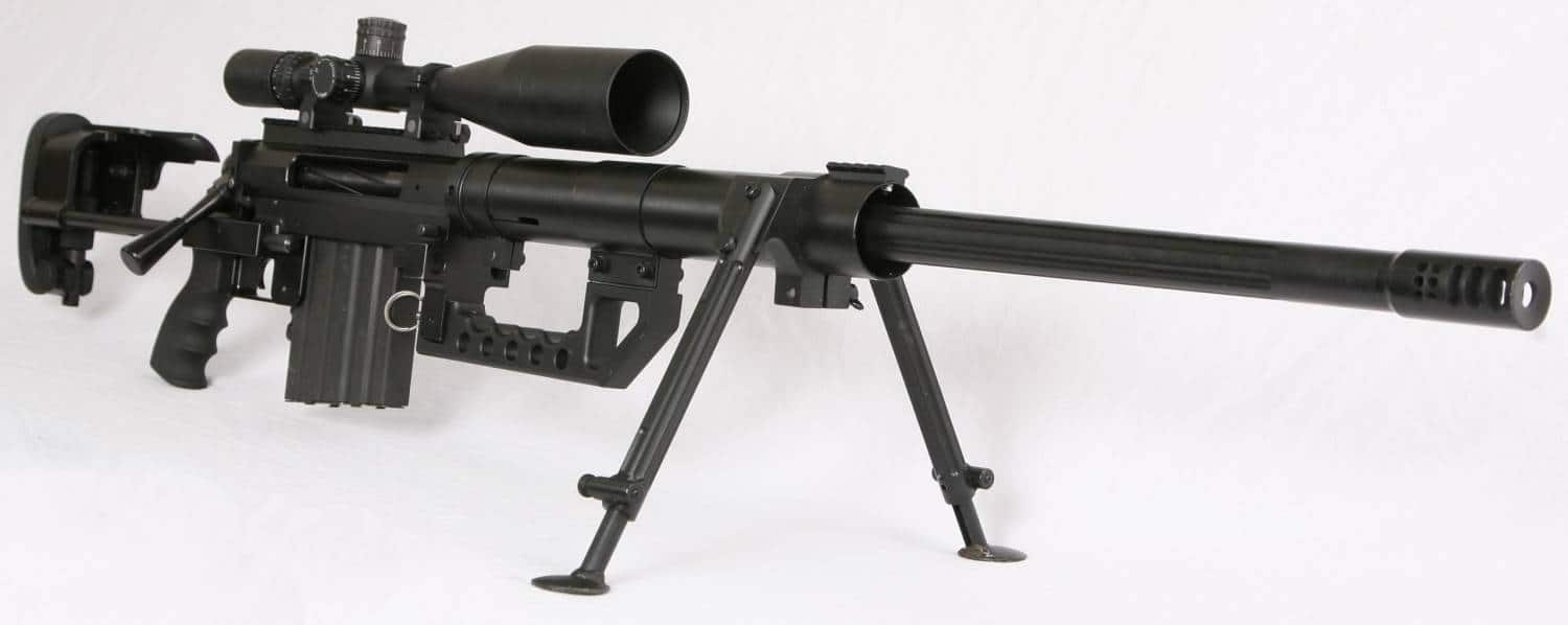 CheyTac Intervention M200