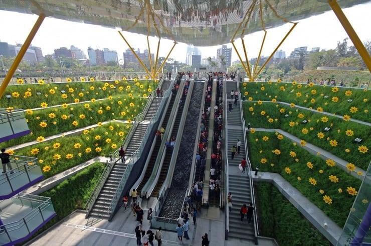 Центральный парк - Тайвань