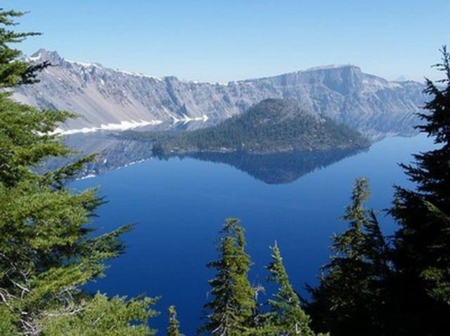 Природа у озера