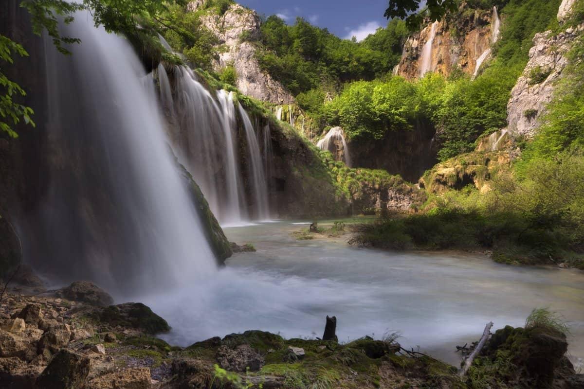 Плитвицкие водопады и озера