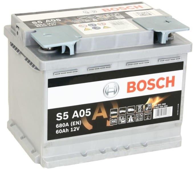 Bosch AGM S5