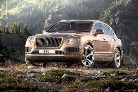 Bentley Bentayga 6.0 AT 4×4