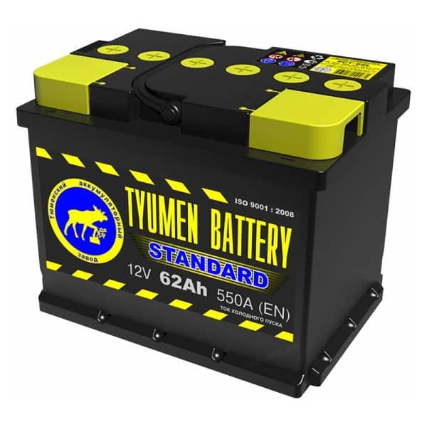Tyumen battery standart