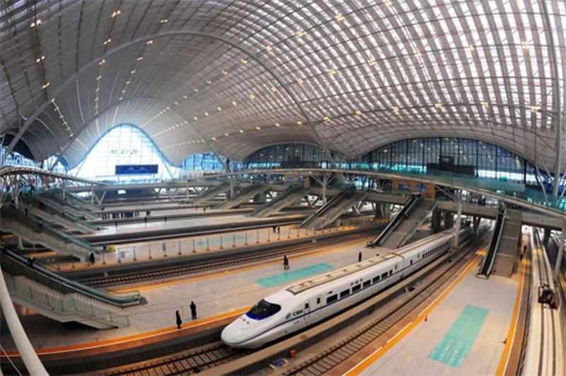 от Урумчи до Гуанчжоу