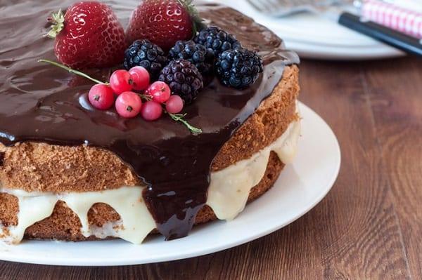 «Бостонский торт», США