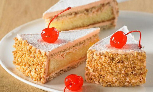 «Цугский вишневый торт», Швейцария